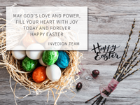 😊 Easter Wishes 2019