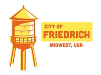 City of Friedrich