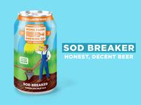 Sod Breaker