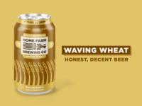Waving Wheat