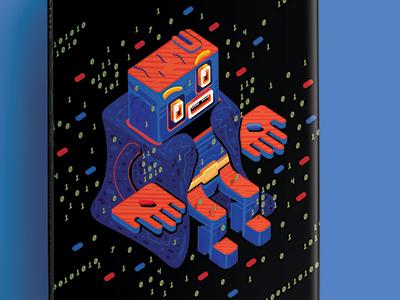 Matrix Morpheus book cover illustration morpheus matrix