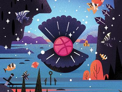 Dribbble invite freelance graphic design illustration illustrator dribble invites draft invite dribblble invite