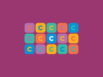 CT Tee Draft minimal design app colorful colors vector graphic call icon logo phone cloudtalk talk cloud tshirt branding