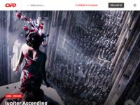 Csfd redesign homepage tablet