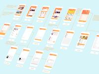 Star APP-Chen Xiao app2.0 interactive design