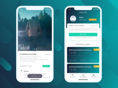 Information - top up App 2