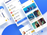 Xingban app popular social
