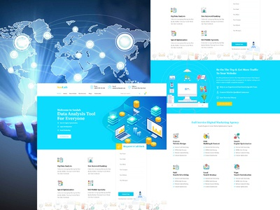 SeoLab- SEO & Digital Marketing Agency HTML Template