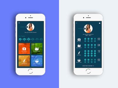 Pregnancy App UI