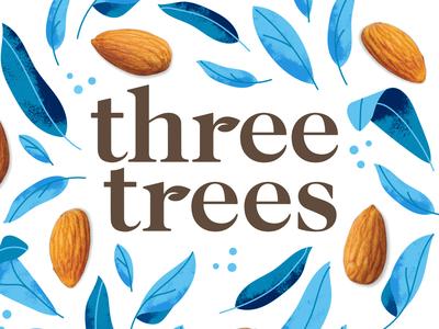 Three Trees Almond Milk