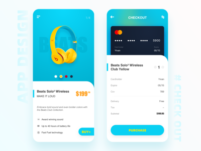 #Daily UI# Credit Card Checkout