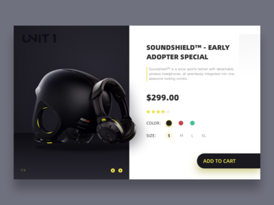 #Daily UI#Single Product