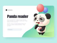Panda reader