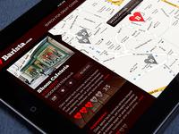 iPad Web App II