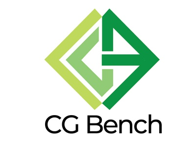 CG Bench logo cg bench training institute vfx logo