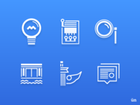 JINMAO APP Icon Design