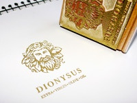 Dionysus stamp 1 lg