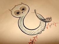 Ampersand Owl
