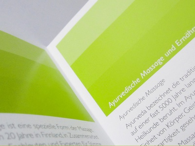 Corporate Design Brochure