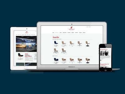 FREIFRAU UX/UI DESIGN usability visual design ux  ui website concept