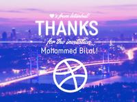 Thanks Bilal!