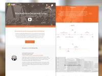 TMF - Conference Landing Page