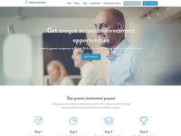 Website - Investors