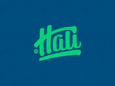 Hali Toys identity logo naming aqua bath toys hali