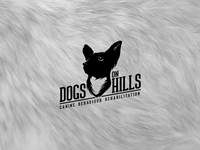 Dogs On Hills