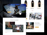 Skeateboard
