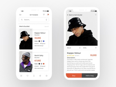 E-Commerce App — Concept search price e-commerce iphone ios man minimal concept product beautiful home social app website design web ux ui