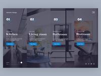 Home Screen - Interior Design