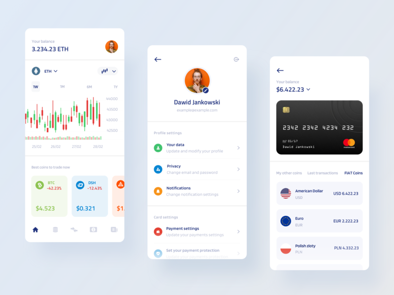 view cryptocurrency market