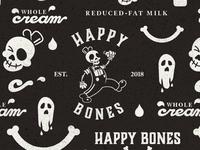 Happy Bones Milk Products