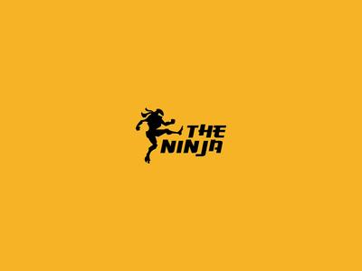 The Ninja Logo #1