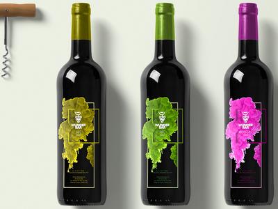Wunderbar Wine Label