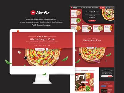 PizzaHut Website