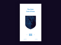 The Color Coat of Arms - Nr. III