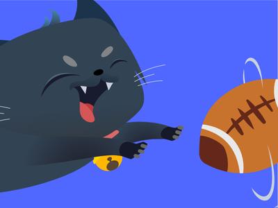 Cat'喵~ 喵 cute illustrator cat