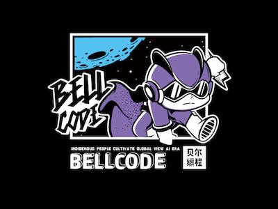 bell superman run illlustrator star tshirt space superman bellcode