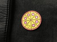 Pin & Crispy - Pizza enamel pin badge