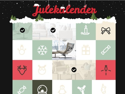 Julekalender 1.2 christmas calender