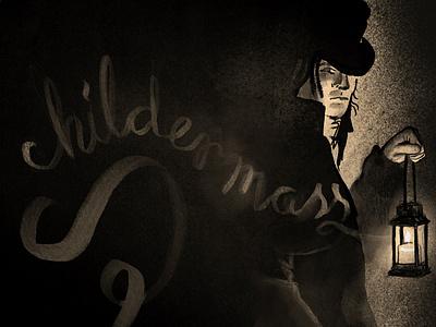 Childermass fairy tale books character design sketch inktober2020 inktober digital illustration