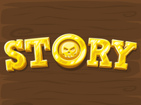Pirate Story Logo
