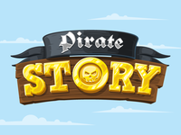 Pirate Story Logotype
