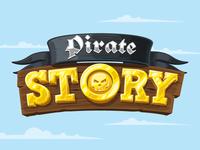 Pirate Story Logotype