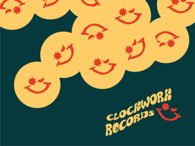 Clockwork Records Concept