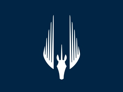 Pegasus 📌 Logo for Sale architecture developer construction lawyer property logo real estate realty consulting politics economic finance flying skyscraper winged horse wings horse unicorn pegasus