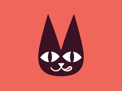 Letter M Cat 📌 Logo for Sale face bar cafe food restaurant music cartoon lion tiger animal pussycat pet lick big eyes m letter kitty cat mascot logo