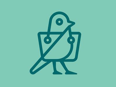 Birdie Bag Logo